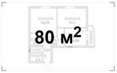Элитный ремонт 3-х комнатной квартиры